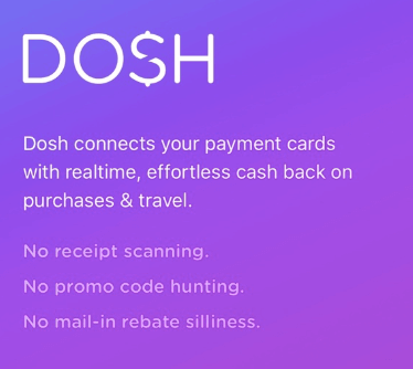 The Dosh App Review – How to Make a Quick 15 Bucks (over and